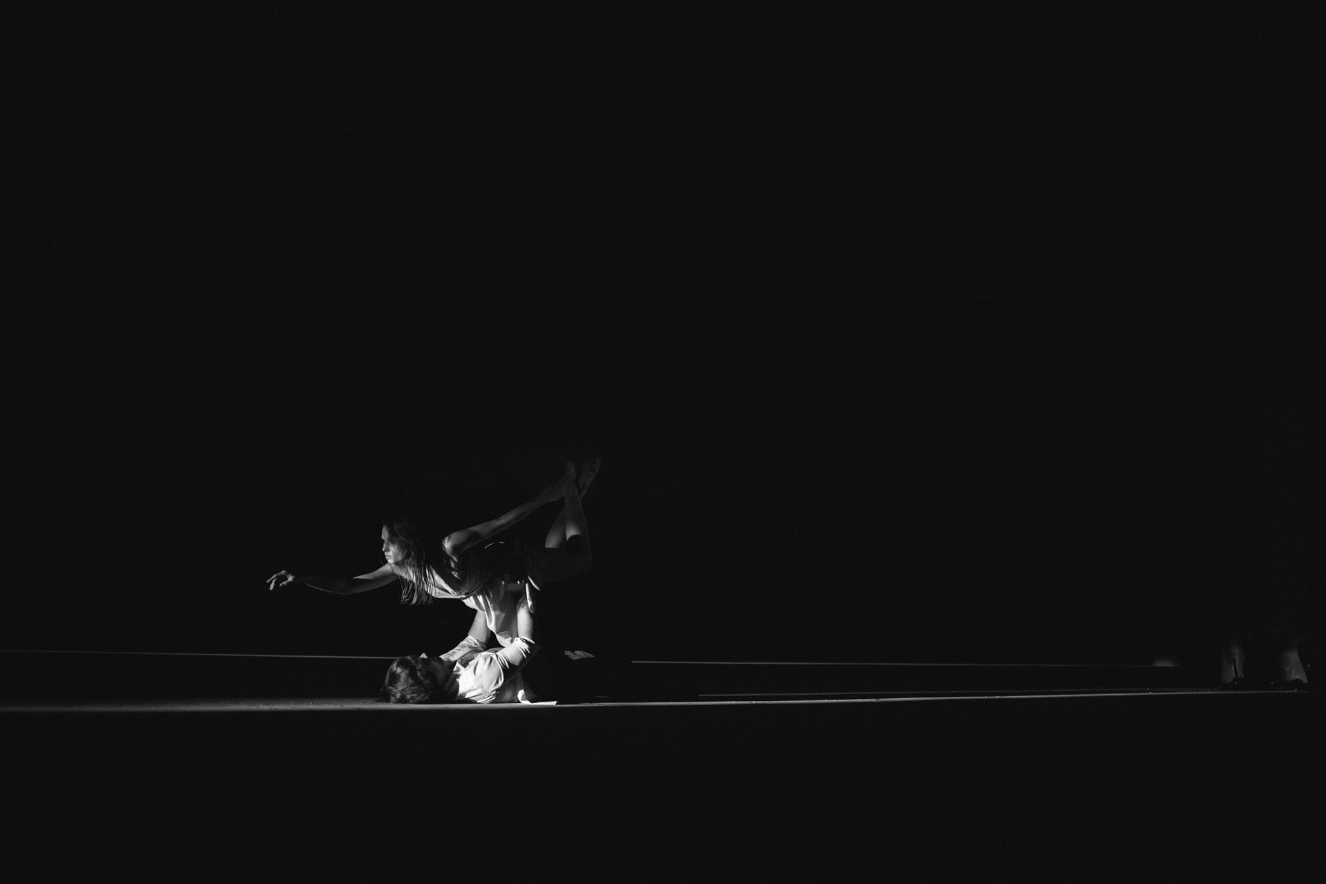 Sesja tancerzy