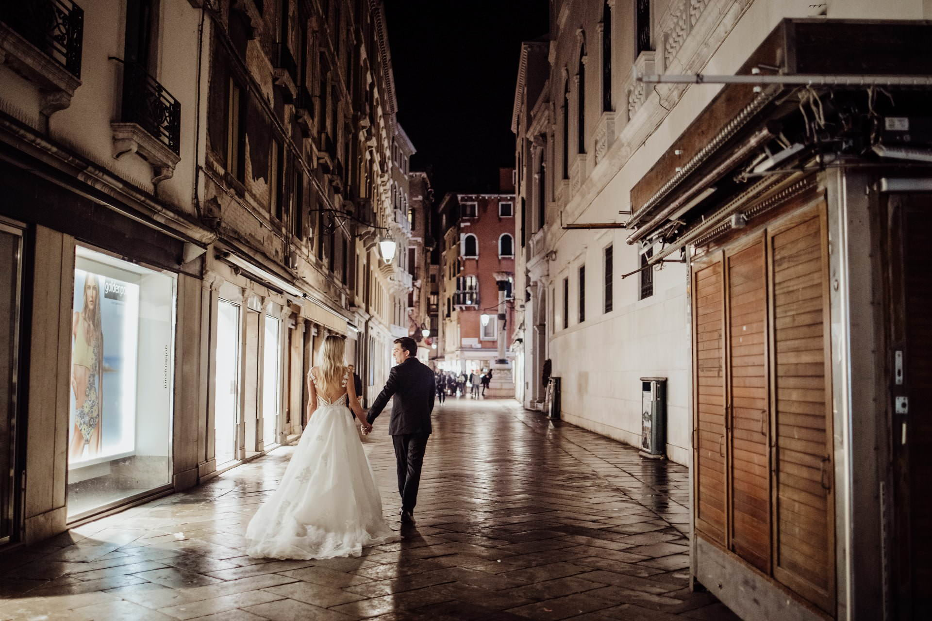 Plener slubny w Wenecji
