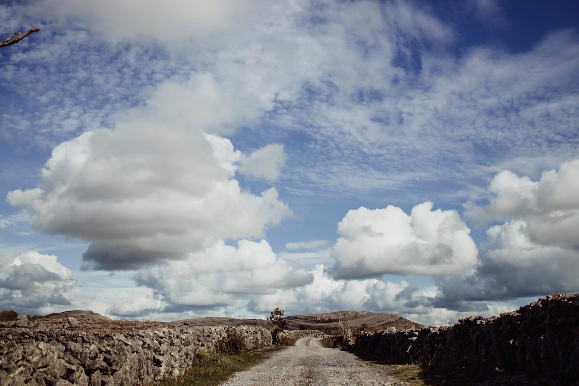 Sesja w Irlandii