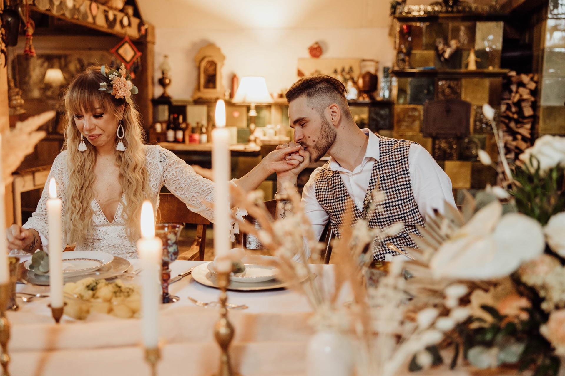 Odnowienie przysięgi małżeńskiej