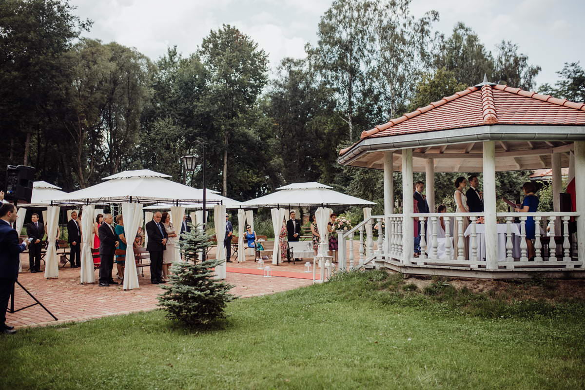 Dwór Słupia ślub