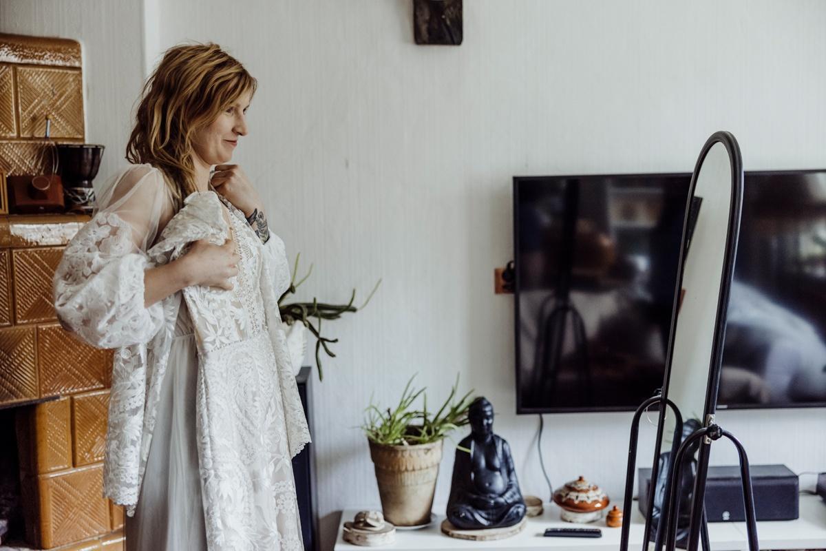 Przygotowania do ślubu w Mayovce